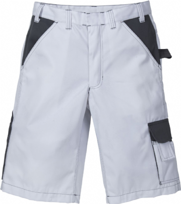 Fristads Icon Shorts 2020 LUXE / 100808 (White/Grey)
